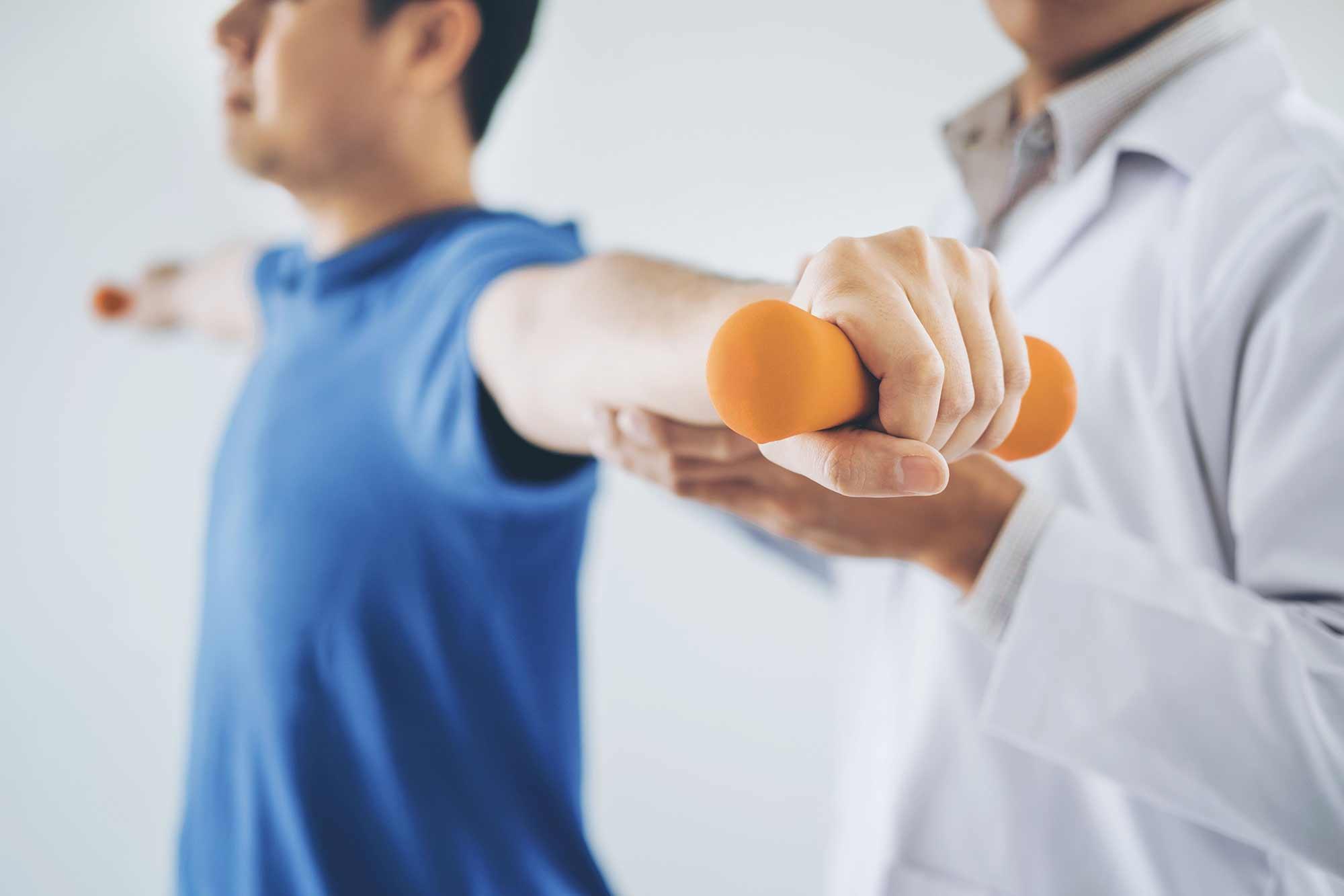 Strength Training Rehabilitation